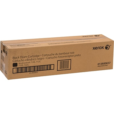 Xerox® 013R00657 Drum, 67000 Page-Yield, Black