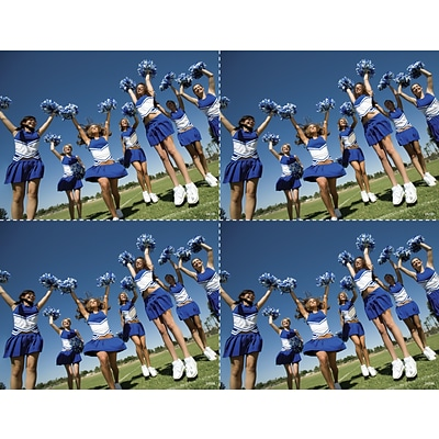 Medical Arts Press® Photo Image Laser Postcards; Physicals Cheerleading