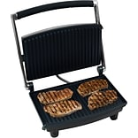 Chef Buddy Non Stick Grill and Panini Press