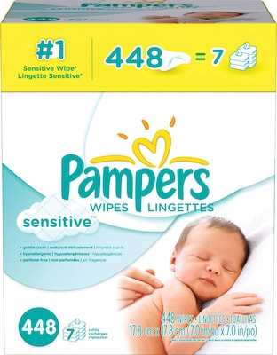 Disposable Ones Wet Wipes Pack of 10 100 Wipes 5-7 Days,Baby Wipes,Wet Wipes,Cleansing Wipes ,US Stock Soft Wipes,
