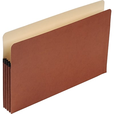 Pendaflex 3 1/2 Inch Expansion File Pocket, Legal Size