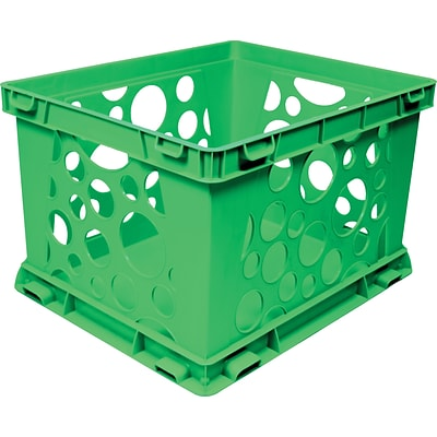 Large Storage and Transport Crate; Green