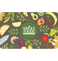 Grocery, Gourmet & Floral Gift Cards