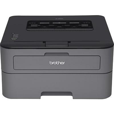 Brother HLL2320D Single-Function Monochrome Laser Printer with Duplex
