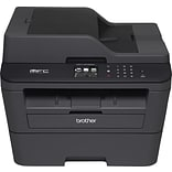 Brother MFCL2740DW Compact Wireless Multifunction Monochrome Laser Printer with Single-Pass Duplex Copy Scan and Fax
