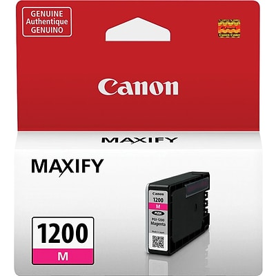 Canon PGI-1200 Magenta Ink Cartridge, Standard Yield (9233B001)