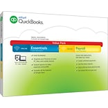 QuickBooks Online Essentials + Online Payroll 2016 (1 User) [Boxed]
