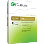 QuickBooks Online Plus 2016 (1 User) [Boxed]