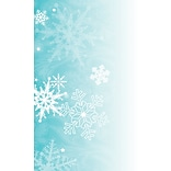 Great Papers® Snowy Trees #10 Envelopes, 40/Pack