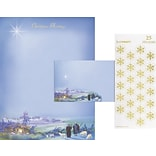Great Papers® Wondrous Light Stationery Kit; 75 Pieces