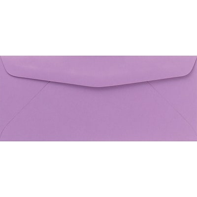 Great Papers® Bright Purple #10 Envelopes, 100/Pack