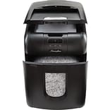 Swingline® Stack-and-Shred™ 130M Auto Feed Shredder; Micro-Cut, 100 Sheets, 1-2 Users