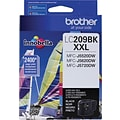 Brother Ink Cartridge; Black , Super High Yield (LC209BKS)