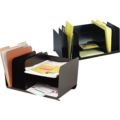 Save 10% When You Buy 3 Steelmaster Lit-Ning™ Steel Desk Accessories
