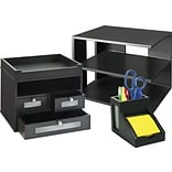 Save 10% When You Buy 3 Victor® Midnight Desk Accessories