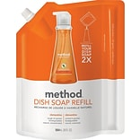 Method 36oz. Clementine Dish Soap Refill