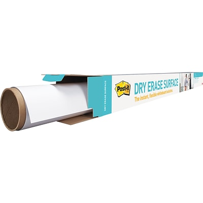 Post-it 25 x 4 Dry Erase Surface