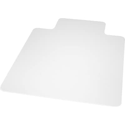 Quill Brand® Hard Floor Chair Mat; 36x48, Standard Lip