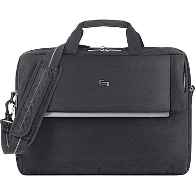Solo Urban 17.3 Laptop Briefcase, Black, LVL330-4