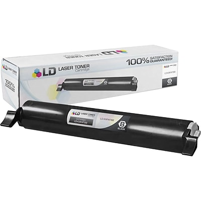 Panasonic Black Toner Cartridge (KX-FAT88), High Yield