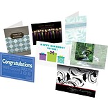 Non-Personalized All Occasion Greeting Card Assortment Pack