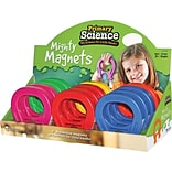 Learning Resources Primary Science Horseshoe-Shaped Magnets, Set of 12