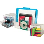 Save 20% When You Buy 3 Deflect-o® Clear Desk Accessories