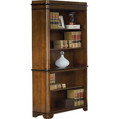 Martin Furniture Kensington Office Collection; Open Bookcase