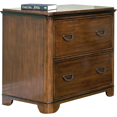 Martin Furniture Kensington Office Collection; 2-Drawer Lateral File
