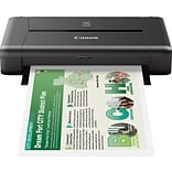 Canon® iP110 Wireless Photo Inkjet Printer