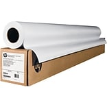 HP Wide-Format Matte Canvas Paper Roll, Matte, 36 50 ft, White, 50/Roll (E4J55B)