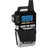 La Crosse 810-163TWR NOAA/AM/FM Weather Alert Radio with One Button Alert for TORNADO ONLY