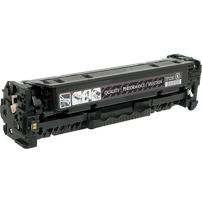 Quill Brand Remanufactured HP 305X Black High Yield Laser Toner Cartridge  (CE410X) (100% Satisfaction Guaranteed)