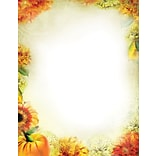 Great Papers® Autumn Foliage Letterhead, 80/Pack