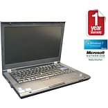 Lenovo Refurbished 14 Laptop T420 with Intel; 4GB RAM, 500GB Hard Drive, Win 10 Prof
