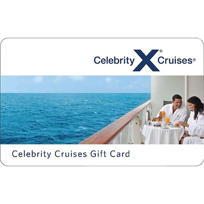 Celebrity Cruise Gift Card $100