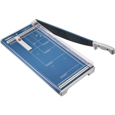 Dahle Professional Guillotine Paper Trimmer, 18, Blue (534)