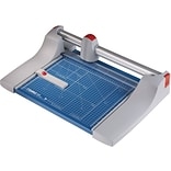 Dahle Professional Rolling Trimmer, 28.25, Blue (554)