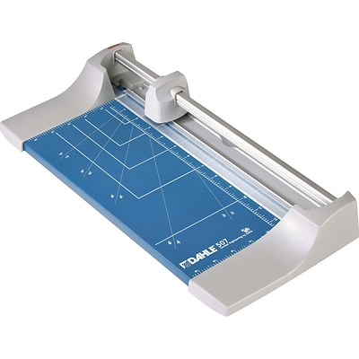 Dahle Personal Rolling Trimmer, 12.5, Blue (507)