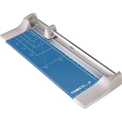Dahle Personal Rolling Trimmer, 18, Blue (508)