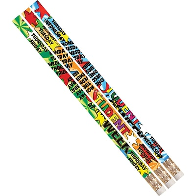 Student of the Week Pizzazz Pencils; #2, 144/Box