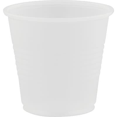 Conex® Translucent Cups, 3-1/2oz., 2500/Cs