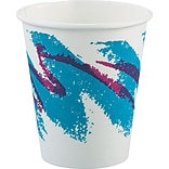 Solo® Jazz® Single Sided Poly Hot Cups, 6-oz., 1000/Pk