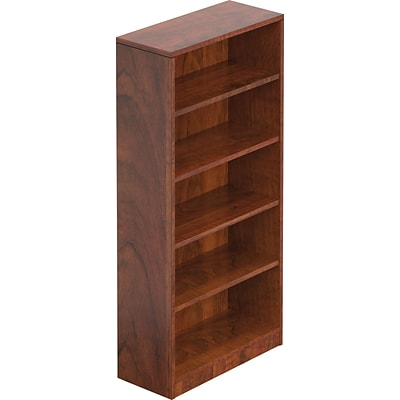 Offices To Go™ Furniture Collection in American Dark Cherry, 71 High Bookcase