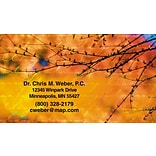 Medical Arts Press® Generic Business Card Magnets; Branches