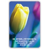 Medical Arts Press® 2x3 Glossy Full-Color Generic Magnets; Yellow Tulip