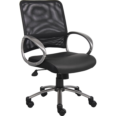 Boss® Mesh-Back Manager Chairs, B6406 Series