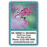 Medical Arts Press® 2x3 Glossy Full-Color Generic Magnets; Floral Photo