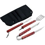 Carteret Home Collection BBQ Apron and Tool Set