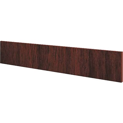 HDOD HON Preside Laminate Support Rail For Laminate Panel Legs, Mahogany, 5H x 32.31W x 30.66D